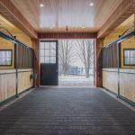 Equine-barn by Bonacio Construction