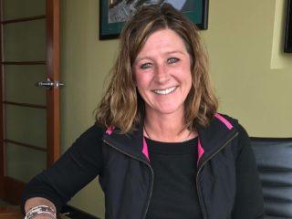 Tracy Czub, new Bonacio Construction Controller