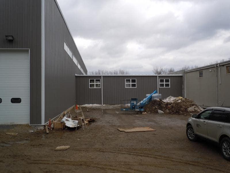 PVC Industries – Clifton Park, NY - Bonacio Construction