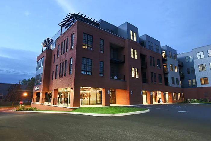 Apartments - Bonacio Construction