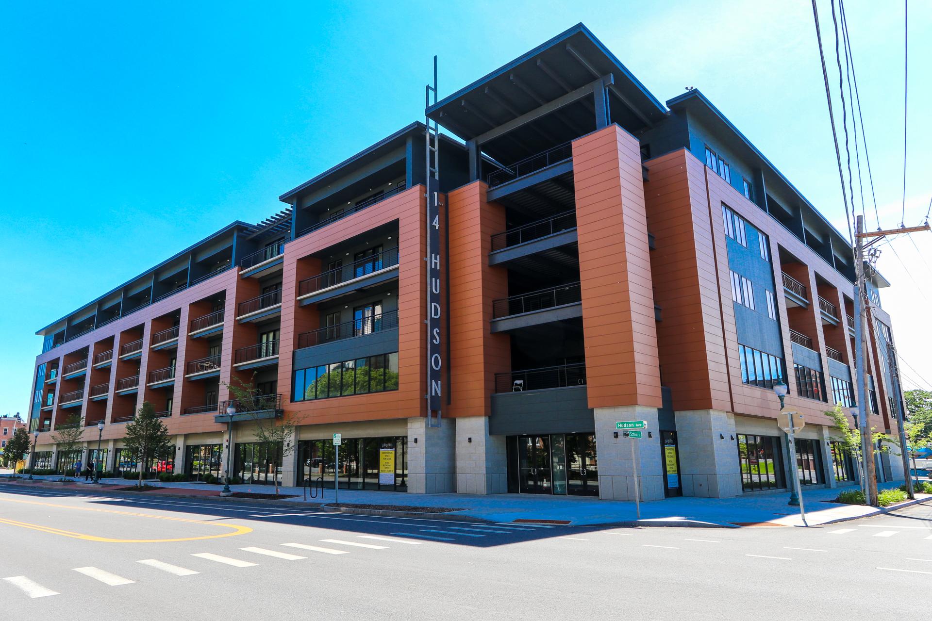 14 Hudson Apartments - Bonacio Construction