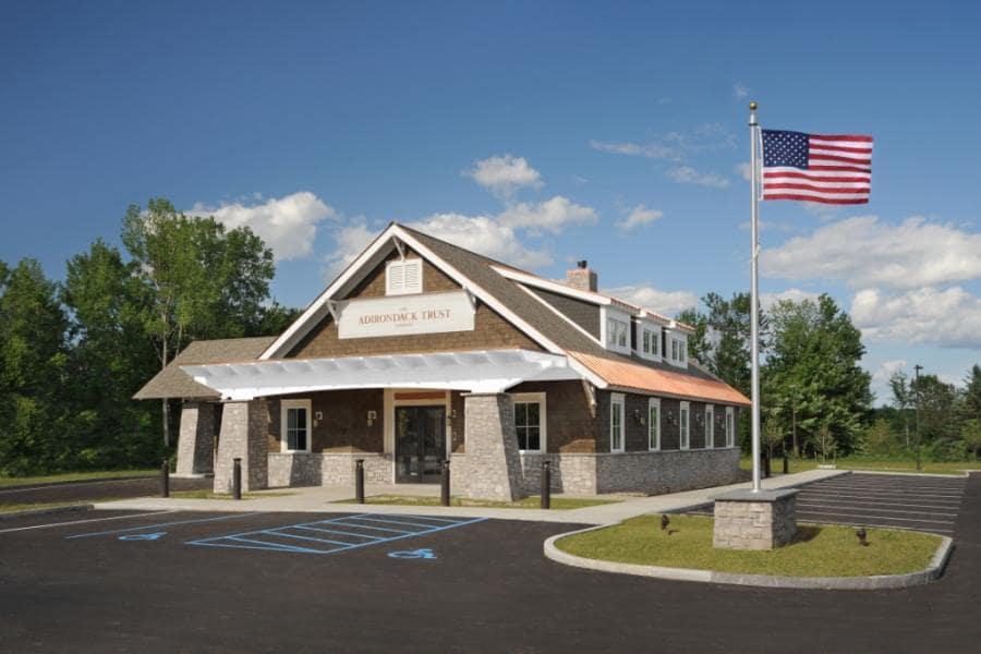 Adirondack Trust Company, Queensbury, NY - Bonacio Construction