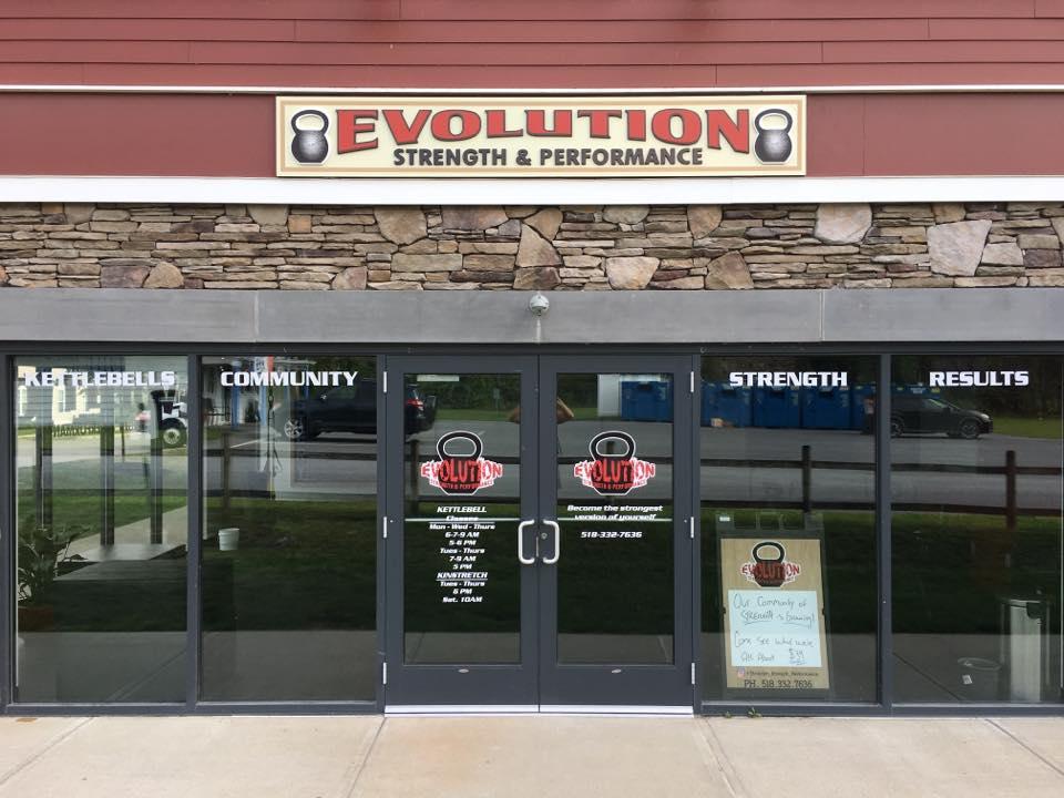 Evolution Strength & Performance   Saratoga Springs - Bonacio Construction