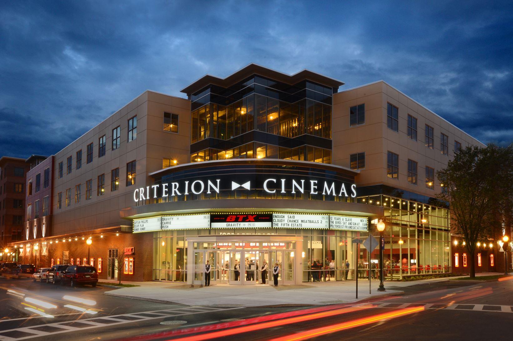 Bowtie Criterion Cinemas - Bonacio Construction