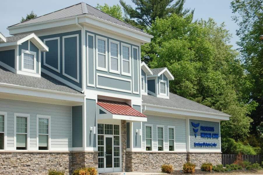 Fresenius Medical Center Saratoga Dialysis - Bonacio Construction
