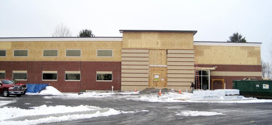Saratoga Hospital New Administration Building - Bonacio Construction