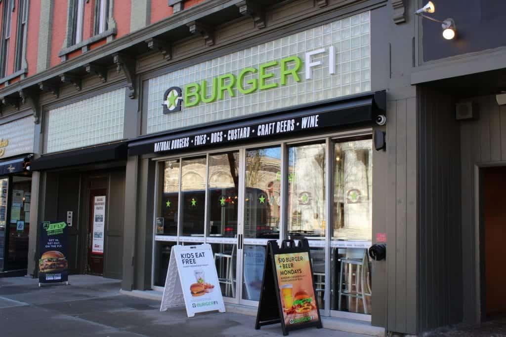 BurgerFi – Saratoga Springs - Bonacio Construction