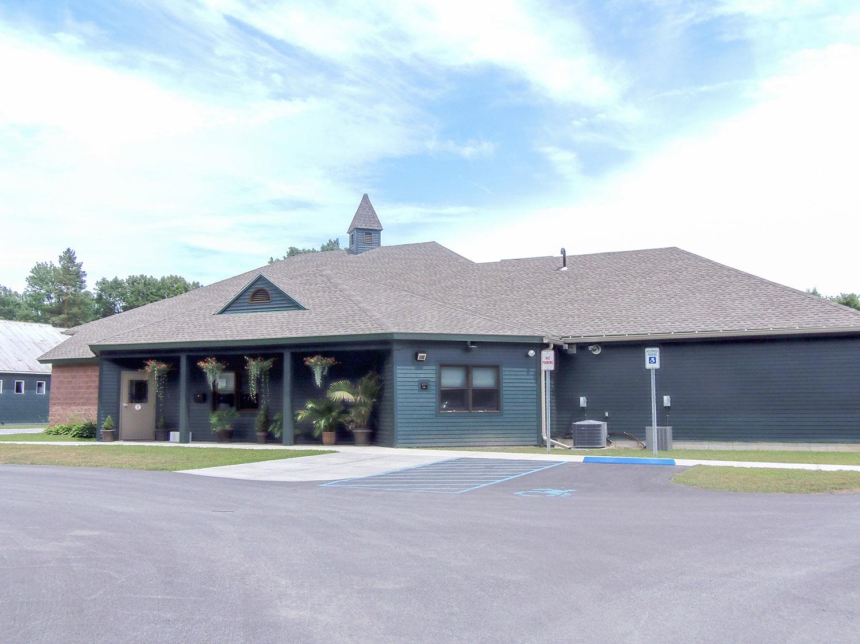 Saratoga Rood & Riddle Equine Hospital - Bonacio Construction