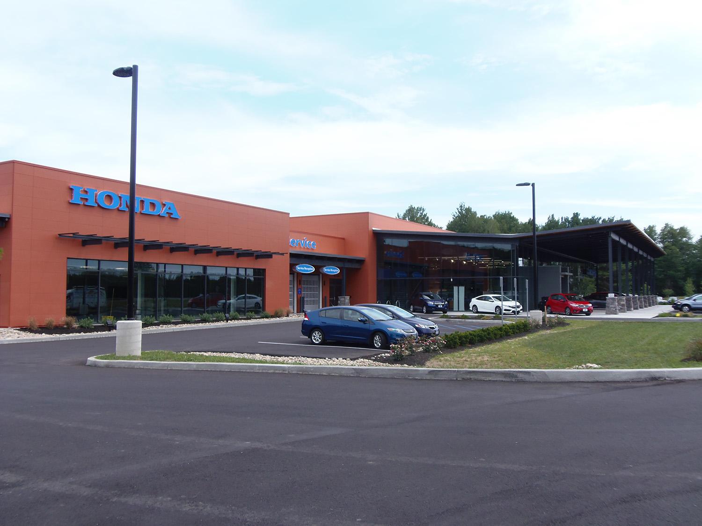 Saratoga Honda | Saratoga Springs - Bonacio Construction