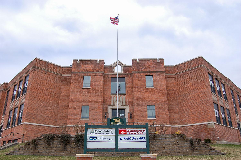 Schuylerville High School - Bonacio Construction