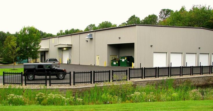 Warehouse Addition - Bonacio Construction