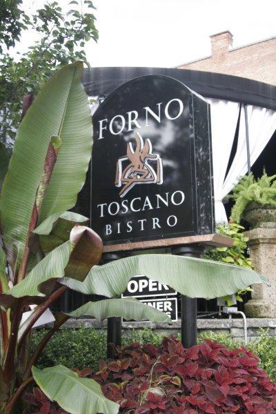 Forno Toscano Bistro - Bonacio Construction
