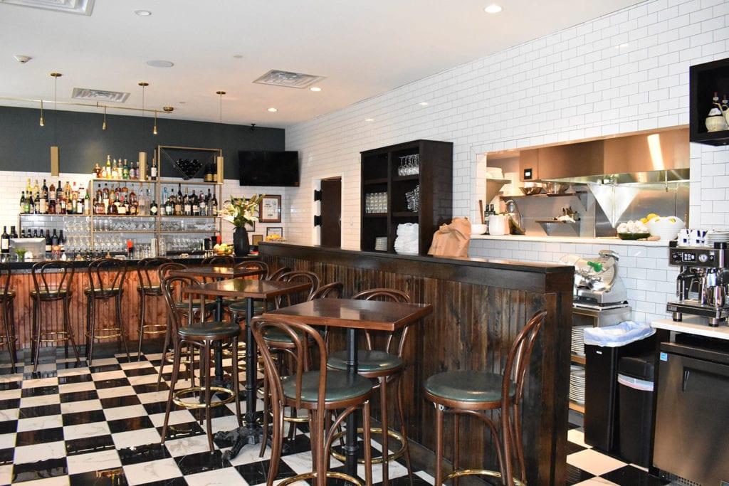 Solevo Restaurant Fit Up - Bonacio Construction