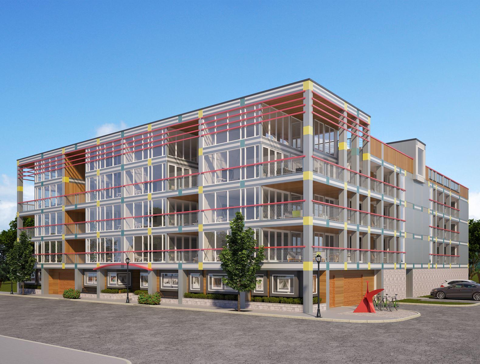 The Moderne, Saratoga Springs - Bonacio Construction