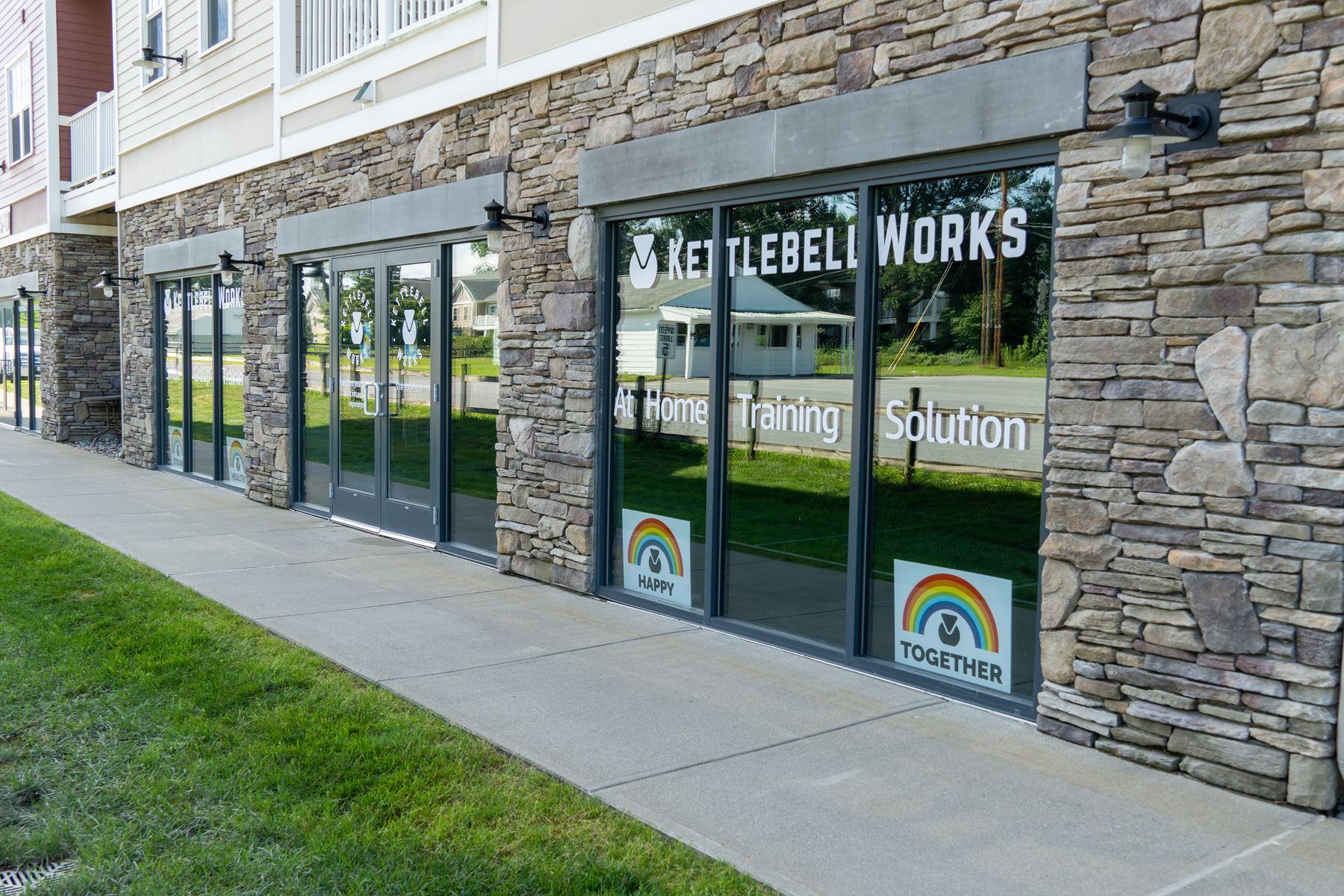 KettlebellWorks, Saratoga Springs - Bonacio Construction