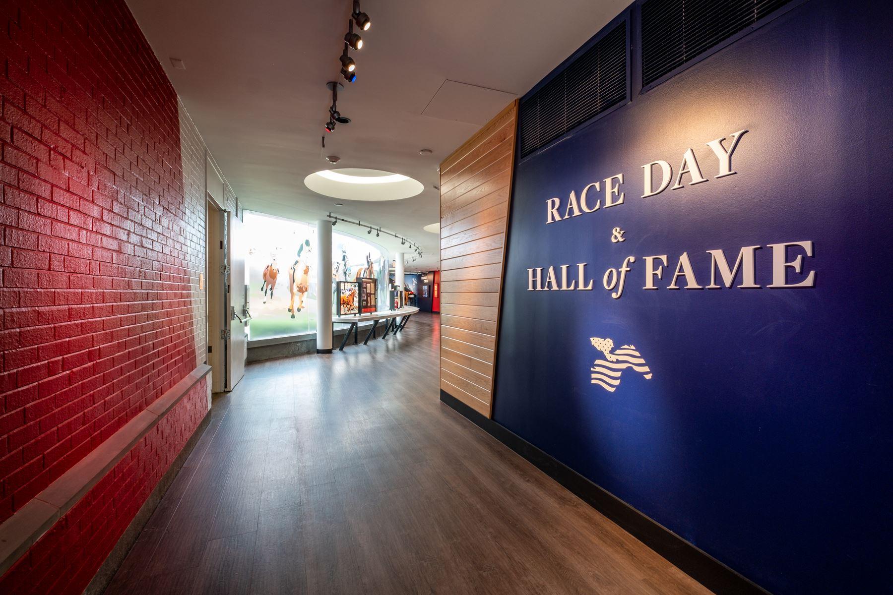 National Museum of Racing and Hall of Fame - Bonacio Construction