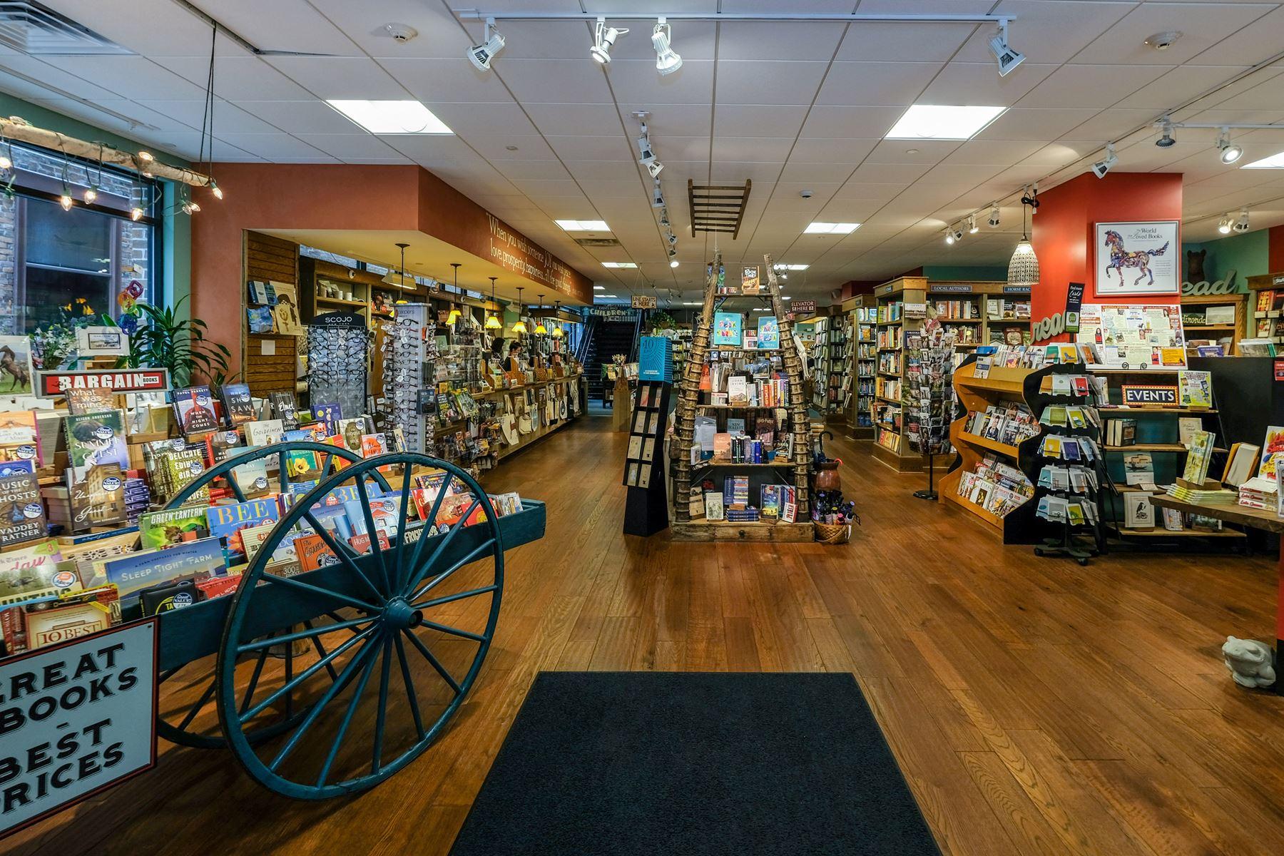 Northshire Bookstore - Bonacio Construction