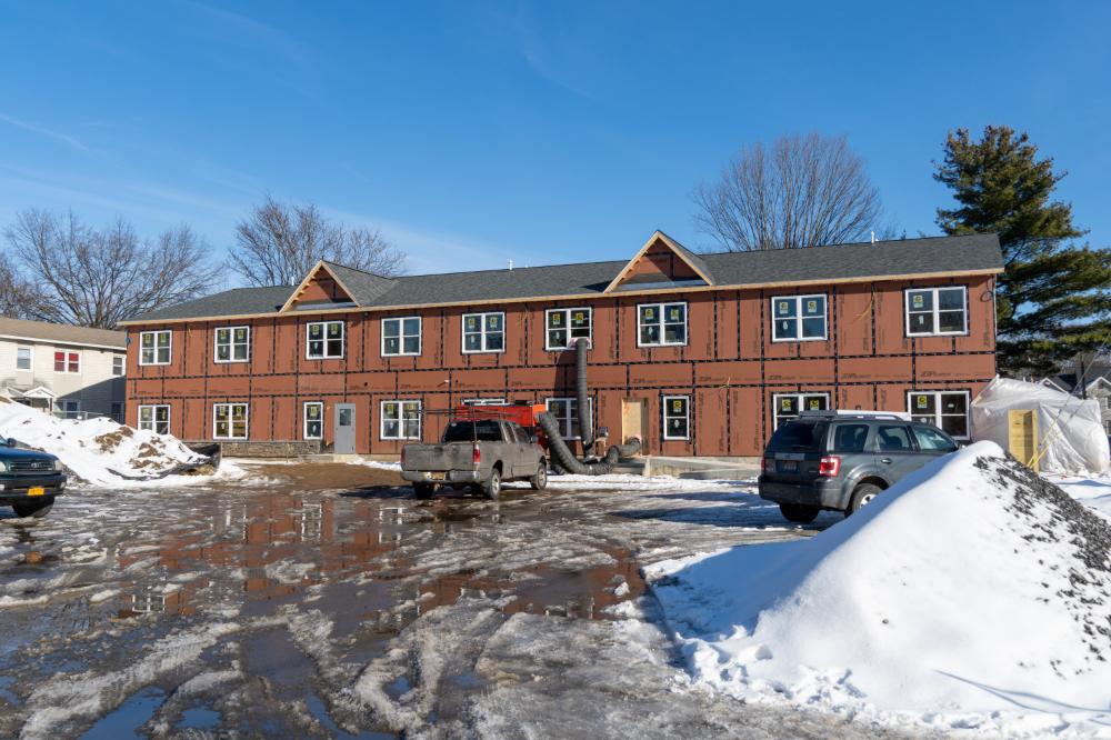 SRDI, Saratoga Springs - Bonacio Construction