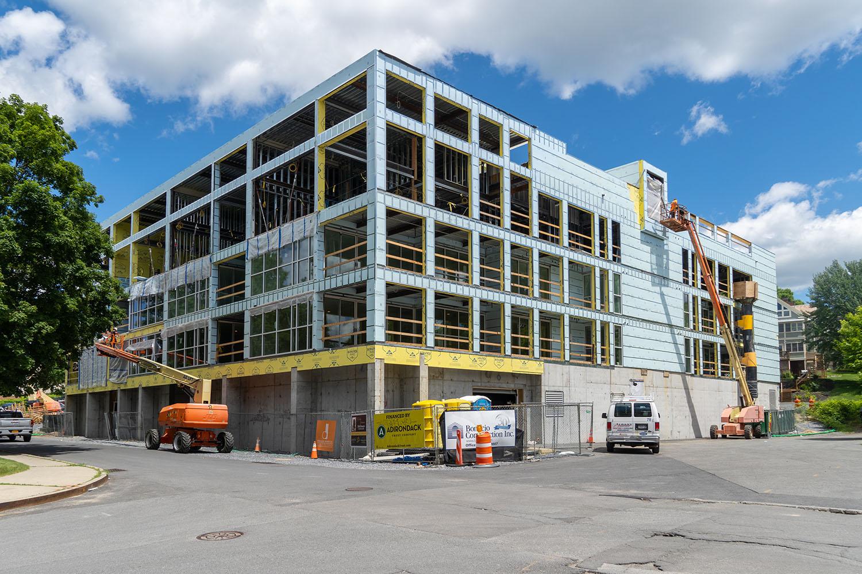 The Moderne Condominiums, Saratoga Springs - Bonacio Construction