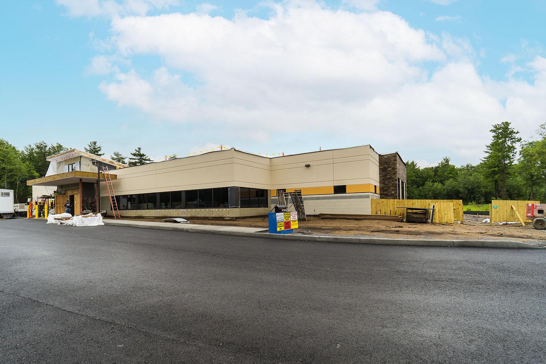 Carey Road Medical Building, Queensbury | Adirondack Radiology - Bonacio Construction