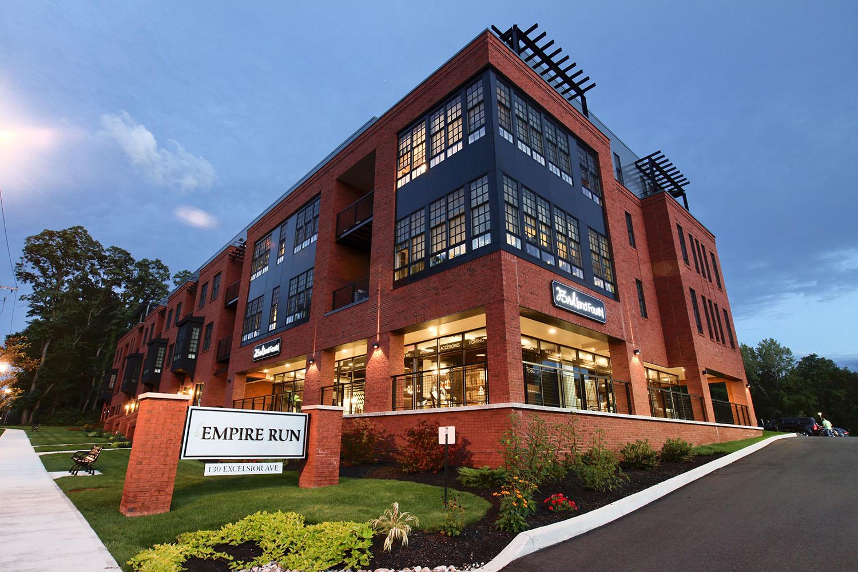 Empire Run Apartments, Saratoga Springs - Bonacio Construction